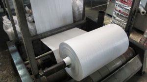 เครื่องทอกระสอบพลาสติก สำหรับ ถุงปุ๋ย กระสอบข้าวสาร กระสอบกราเวียร์