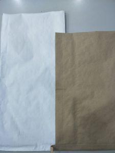 กระสอบเคลือบกระดาษ