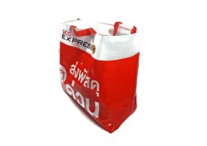 กระเป๋ากระสอบ SCG Express ก้นคางหมู Tote Bag