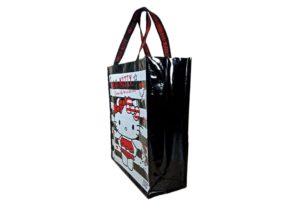 กระเป๋ากระสอบ เย็บกุ๊น Shopping Bag
